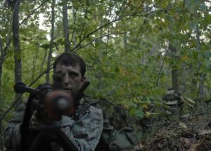 Ein Teilnehmer einer Robin Sage-Übung im Jahr 2010. Bild: U.S. Army J. F. Kennedy Special Warfare Center and School. Bildlizenz