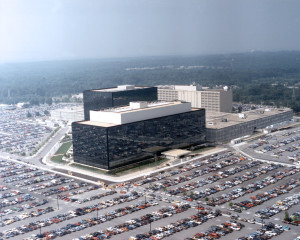 Die National Security Agency in Fort Meade, Maryland. Bild: NSA
