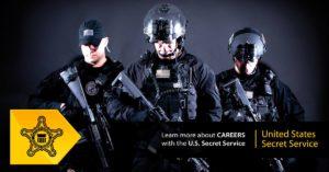 Werbeanzeige des Secret Service Bildnachweis: Secret Service/Facebook