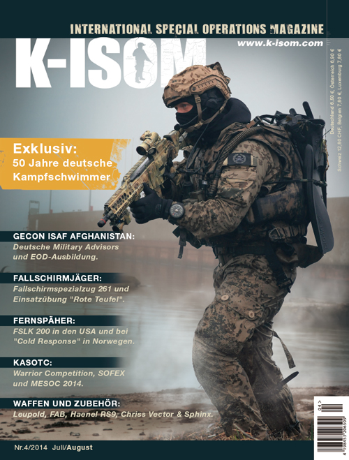 K-ISOM 5//2019 Kommando Special Operations BW KSK Spezialkräfte Krav Maga SWAT