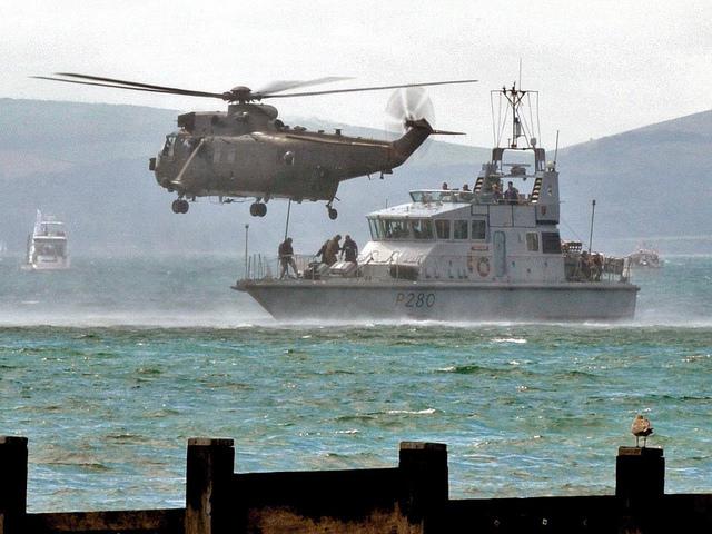 Royal Navy_Boarding
