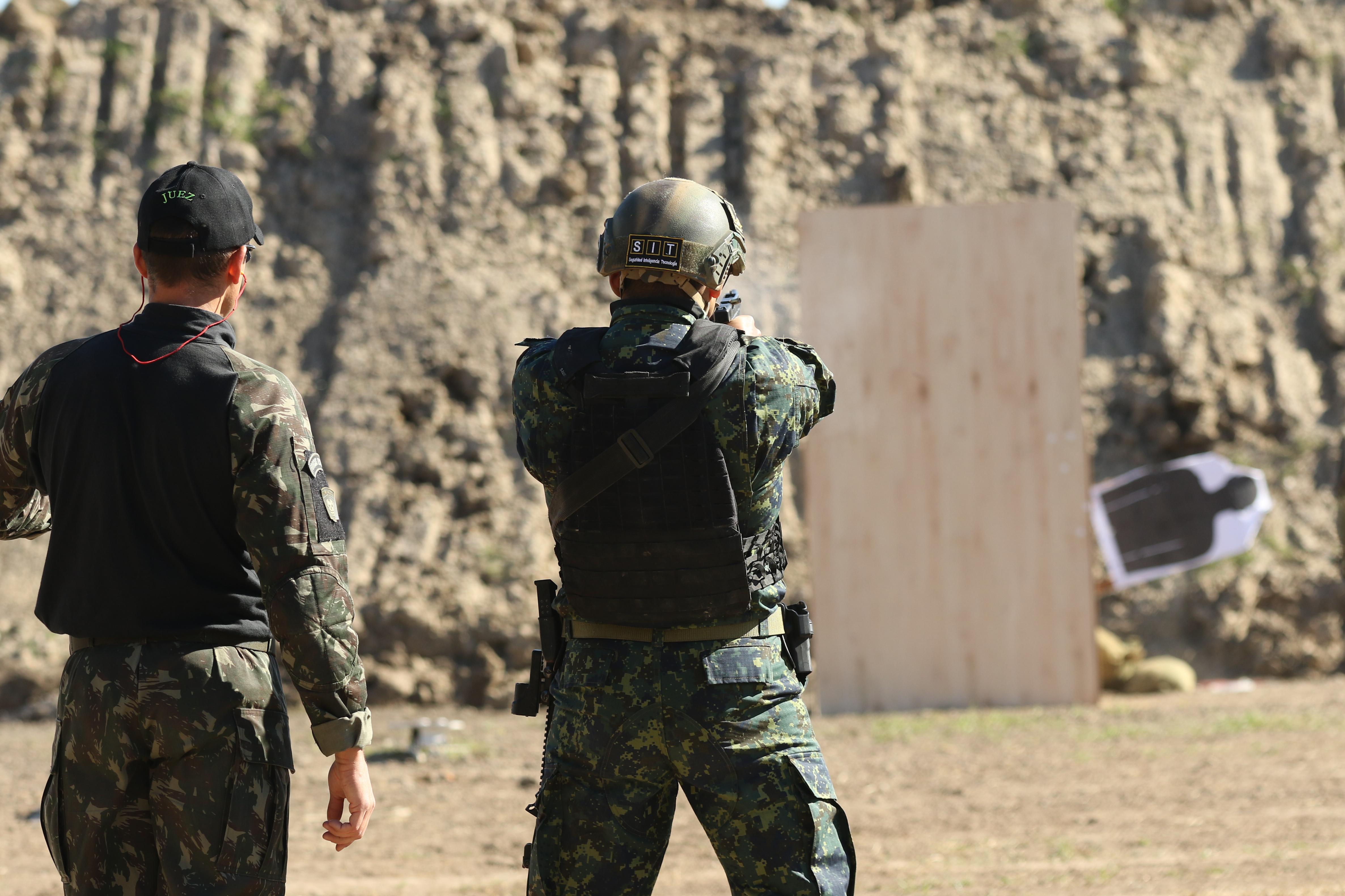 Fuerzas Comando 2017